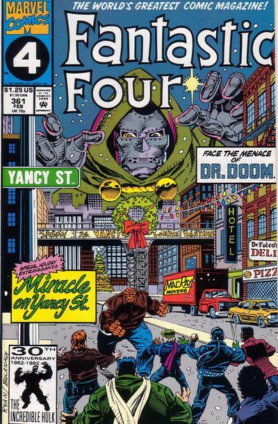 Fantastic Four (1961) 361