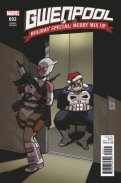 Gwenpool Holiday Special Merry Mix-Up (2016) (Zdarsky variant)