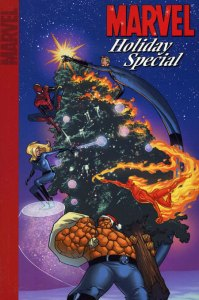 Marvel Holiday Special 2011 TPB