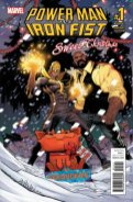 Power Man and Iron Fist Sweet Christmas (2016) Annual 1 (Hepburn Variant)