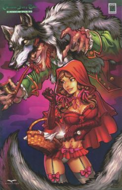 Grimm Fairy Tales: St. Patrick's Day Special 2013 (Moore Editions Exclusive Cover 1)