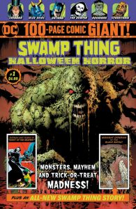 Swamp Thing Halloween Horror