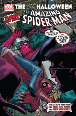 Spider-Man: The Short Halloween one-shot (2009)