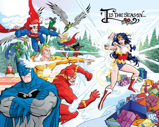2006 DC holiday card