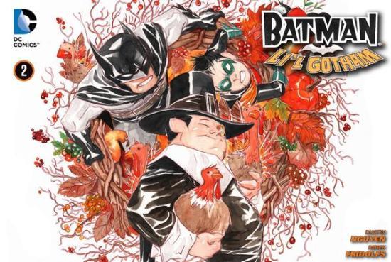 Batman Lil Gotham 2