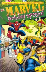 Marvel Holiday Special 1995 TPB