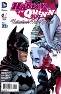 Harley Quinn Valentine's Day Special 1 (Conner Variant)