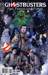 Ghostbusters Past, Present and Future