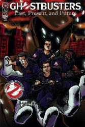 Ghostbusters Past, Present and Future (RI)