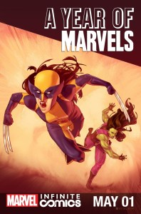 A Year of Marvels May 01