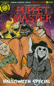 The Puppet Master Annual 1 (2015)