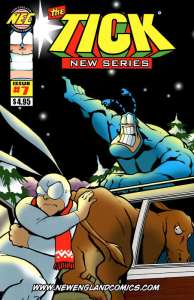 The Tick New Series (2009) 7