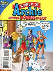 World of Archie Comics Double Digest 72