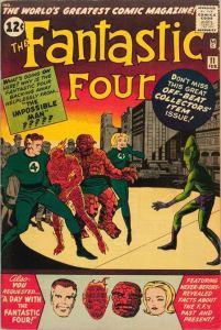 Fantastic Four (1961) 11