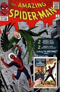 Amazing Spider-Man (1962) 2