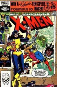 Uncanny X-Men (1963) 153