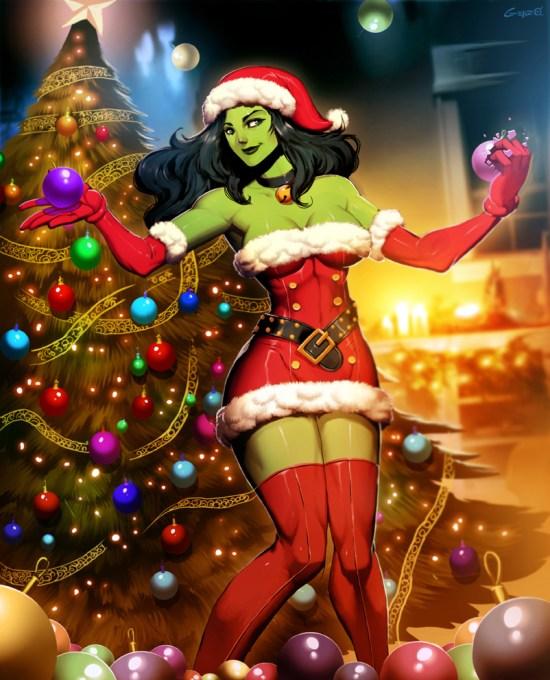 She-Hulk Returns