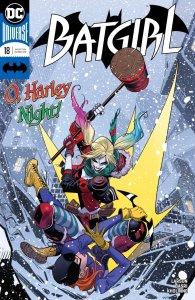 Batgirl (2017) 18