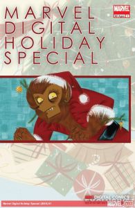 Marvel Digital Holiday Special (2008)