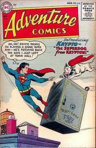 Adventure Comics (1938) 210
