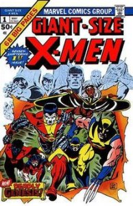 Giant-Size X-Men (1975) 1