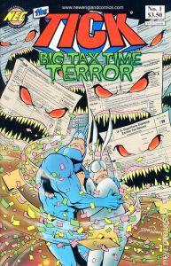 The Tick Big Tax Time Terror (2000) 1