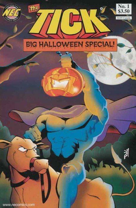 Tick Big Halloween Special (1999) 1