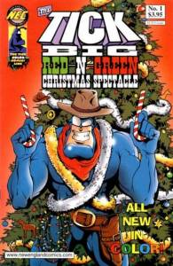The Tick Big Red-N-Green Christmas Spectacle (2001) 1