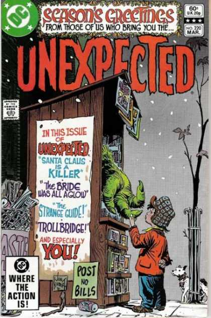Unexpected (1956) 220