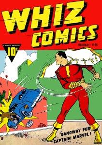 Whiz Comics (1939) 2