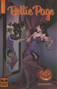 Bettie Page (2018) Halloween Special