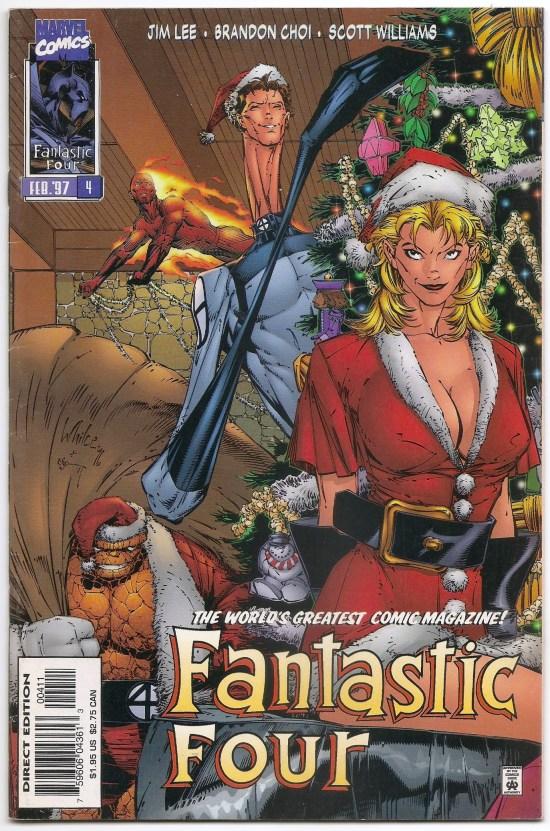 Fantastic Four (1996) 4