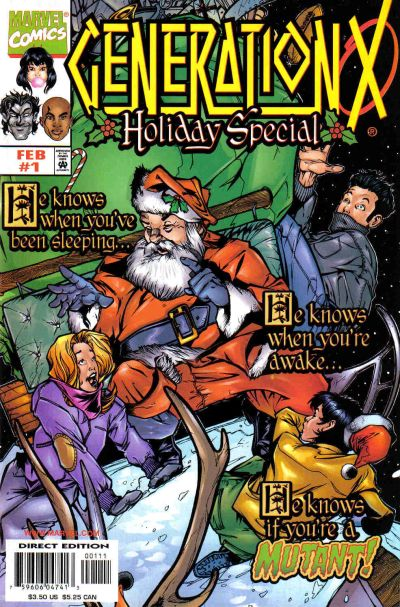 Generation X Holiday Special (1998) 1