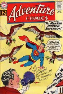 Adventure Comics (1938) 303