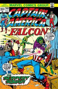 Captain America (1968) 163