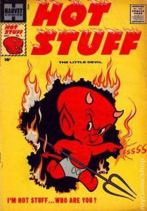 Hot Stuff (1957) 1