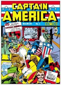 Captain America (1941) 1