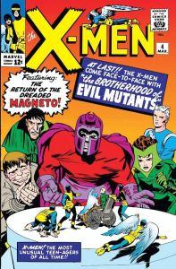 The X-Men (1963) 4