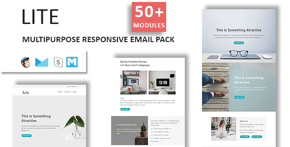 Hotel Booking - Multipurpose Responsive Email Template - 5
