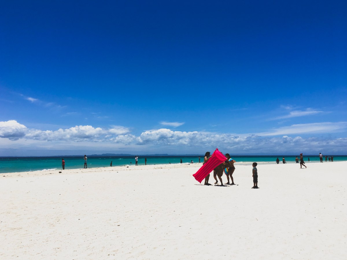 Road Tripping the Beautiful Bantayan Island
