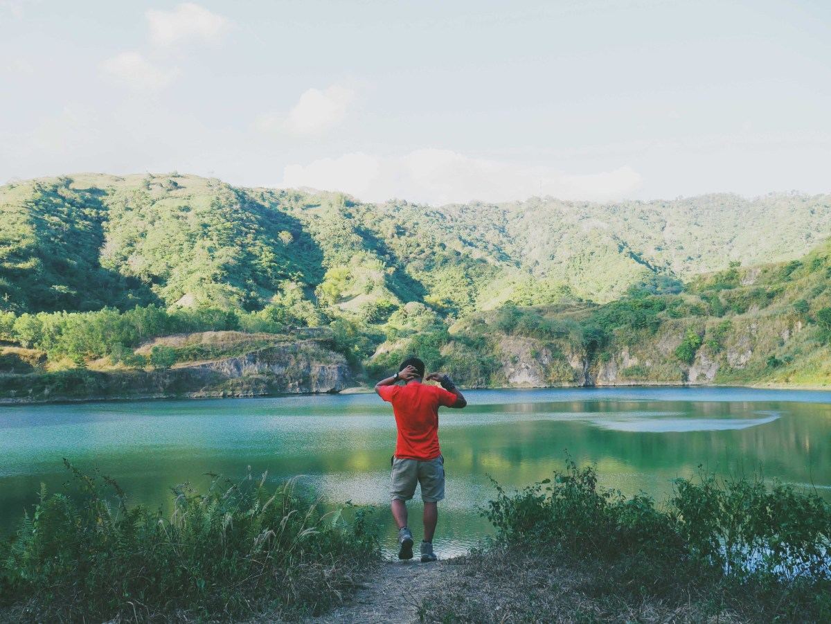 Lake Bensis: The Secluded Lake in the Mountains of Cebu