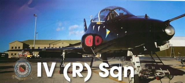 IV (R) Header