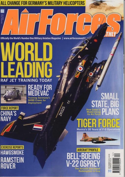 AFM Magazine Dec 2012