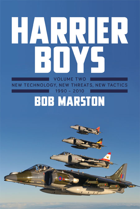 Harrier Boys Vol 2