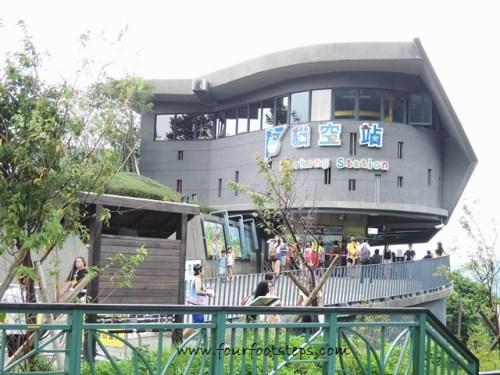 Taipei Maokong | Four Footsteps