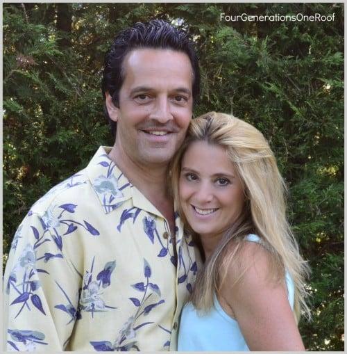 Jessica and Tony Bruno anniversary