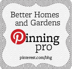 Better Homes & Garden pinning pro + modular home update