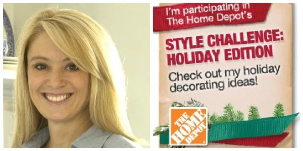 home depot style challenge