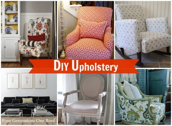diy upholstery projects