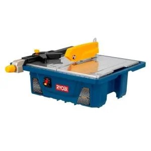 """Ryobi 7"""" wet saw from Home depot"""